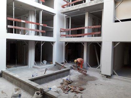 Se prevé que a partir de la implementación del plan se generen 987,183 empleos en construcción. Foto: Archivo