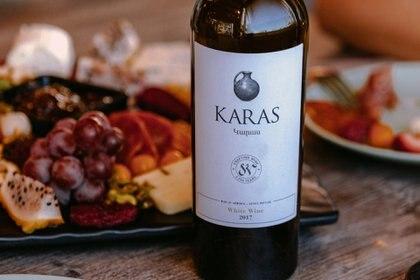 La pandemia también trajo los vinos armenios de la bodega Karas, con origen en el Valle de Ararat