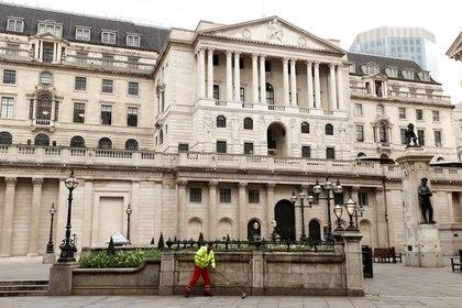 El Banco de Inglaterra tiene depositadas toneladas de oro venezolano (Reuters)