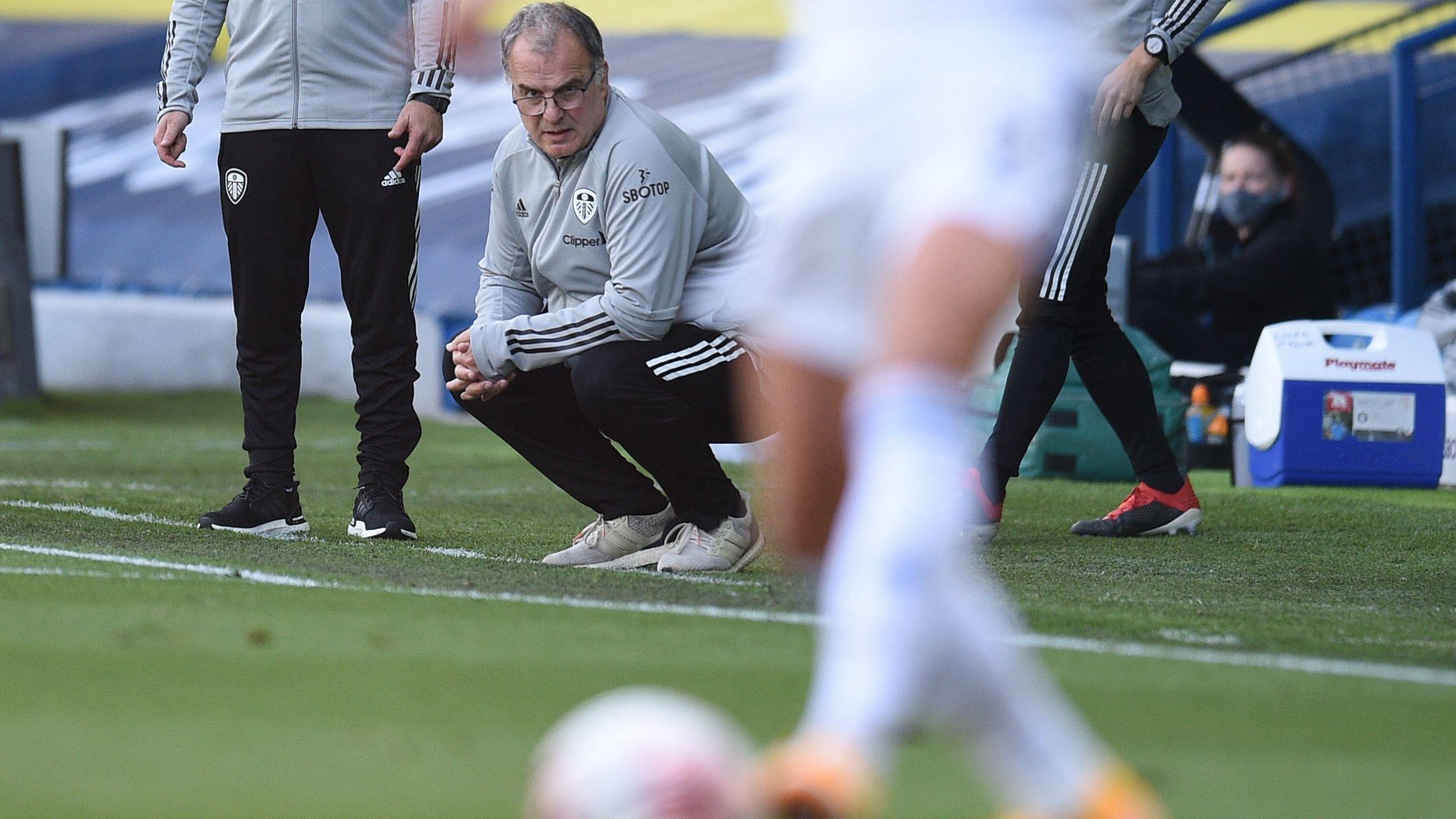 El Leeds de Marcelo BIelsa va por un nuevo triunfo en la Premier League