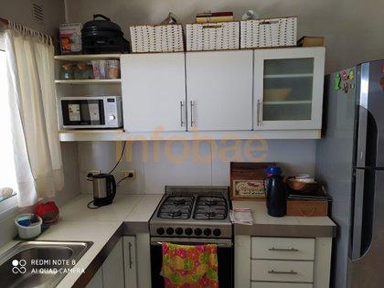 La cocina, ubicada en la planta baja