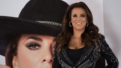 Edith Márquez, quien interpretaba a Alejandra, es ahora cantante de Regional Mexicano (Foto: Cuartoscuro)