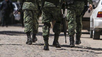 Las agresiones contra el Ejército y la Guardia Nacional se han vuelto cada vez más comunes en los últimos meses (Foto: Cuartoscuro)