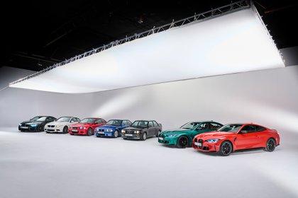 Hoy las carrocerías están divididas en M3 y M4 (BMW)