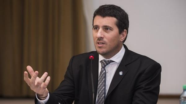 Carlos Gonella, fiscal federal