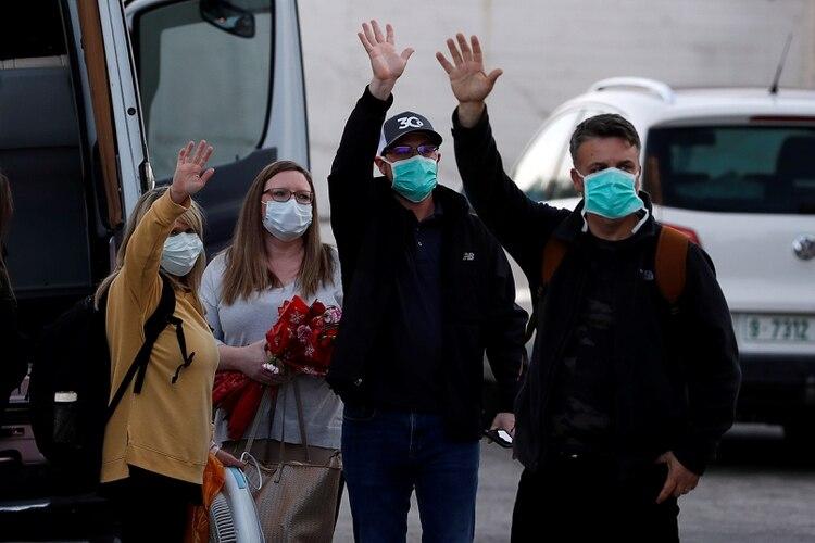 Hay más de 100 mil contagiados en el mundo (rUETERS/ Mohamad Torokman)