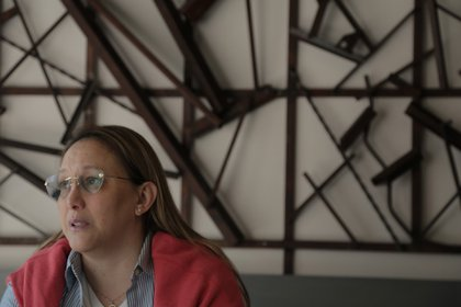 Mónica Ramírez lleva más de dos décadas estudiando mentes criminales (Foto: Juan Vicente Manrique / Infobae México)