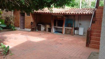 El patio interior