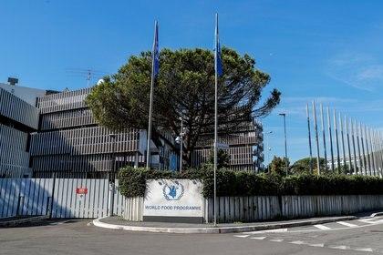 Sede de PMA en Roma. REUTERS/Remo Casilli