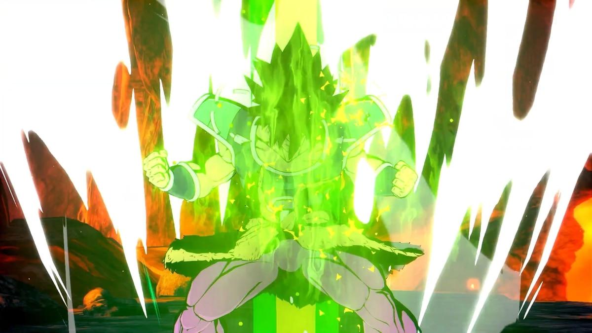 Dragon Ball FighterZ: Broly Dragon Ball Super es la estrella en el nuevo tráiler