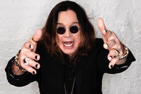 Ozzy Osbourne en el Tribeca Film Festival en 2011 en Nueva York (Larry Busacca/Getty Images)