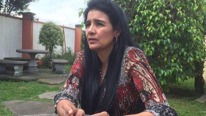 """Zoilamérica Ortega Murillo cuenta que su madre """"siemrpe fue malhablada y soberbia para los insultos"""""""