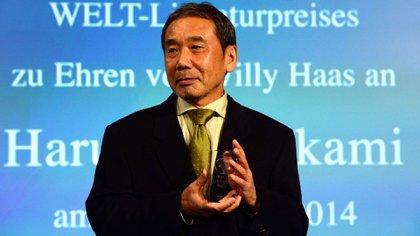 Haruki Murakami (AFP)
