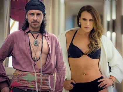 Así ha sido la transformación de Carlos Gascón a Karla Gascón