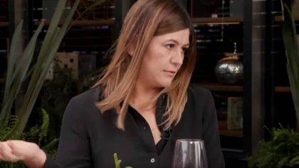 Martha Figueroa sembró la duda sobre Paul y Andrea (Video: Captura Unicable)