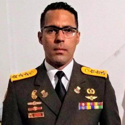 Capitán (GNB) Jesús María Alarcón Camacho, el único que queda del Golpe Fénix
