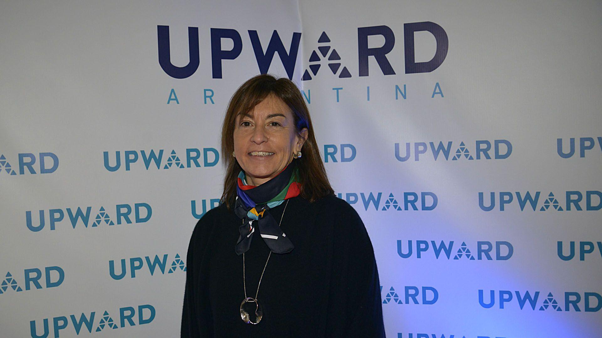 Maria Inés Baque (Secretaria de Gestión e Innovación Pública del Ministerio de Modernización de la Nación)
