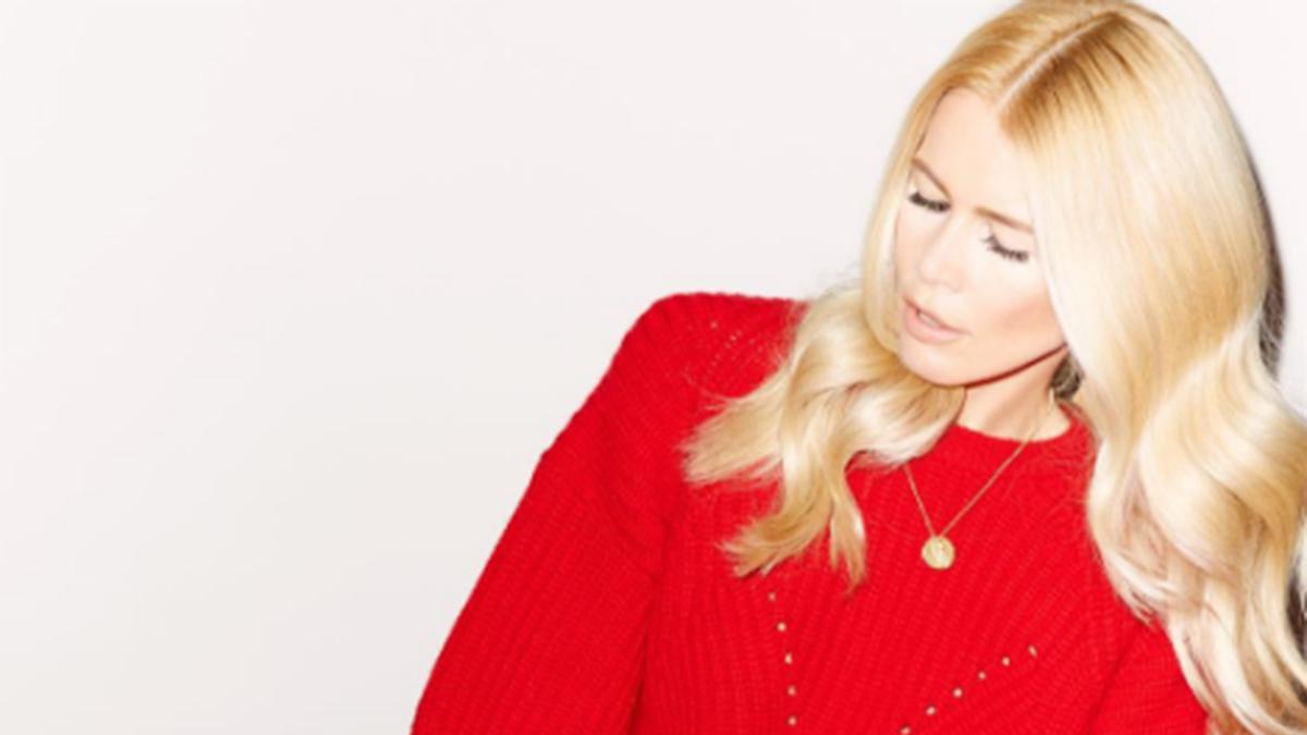 Claudia Schiffer lanzó una colección de ropa inspirada en España - Infobae 1dfaee1532d39