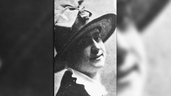 Emilia Saleny, la primera directora de cine en Argentina