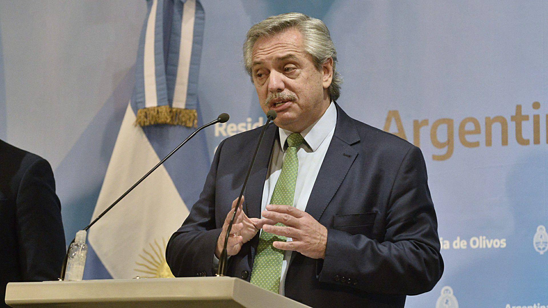 Alberto Fernández (Gustavo Gavotti)