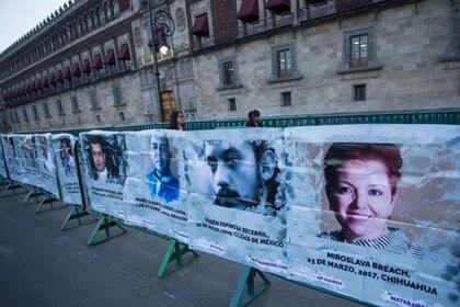 Según Artículo 19, de 2000 a la fecha han sido asesinados 127 periodistas en México  (FOTO: ISABEL MATEOS /CUARTOSCURO)