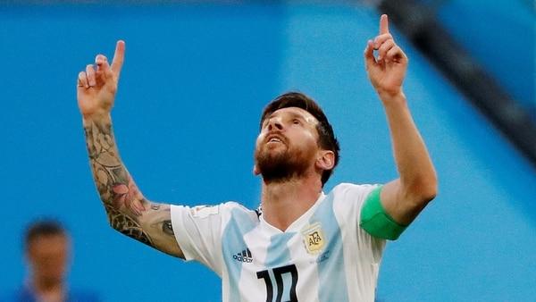 Dramática clasificación de Argentina a los octavos de final del Mundial de Rusia