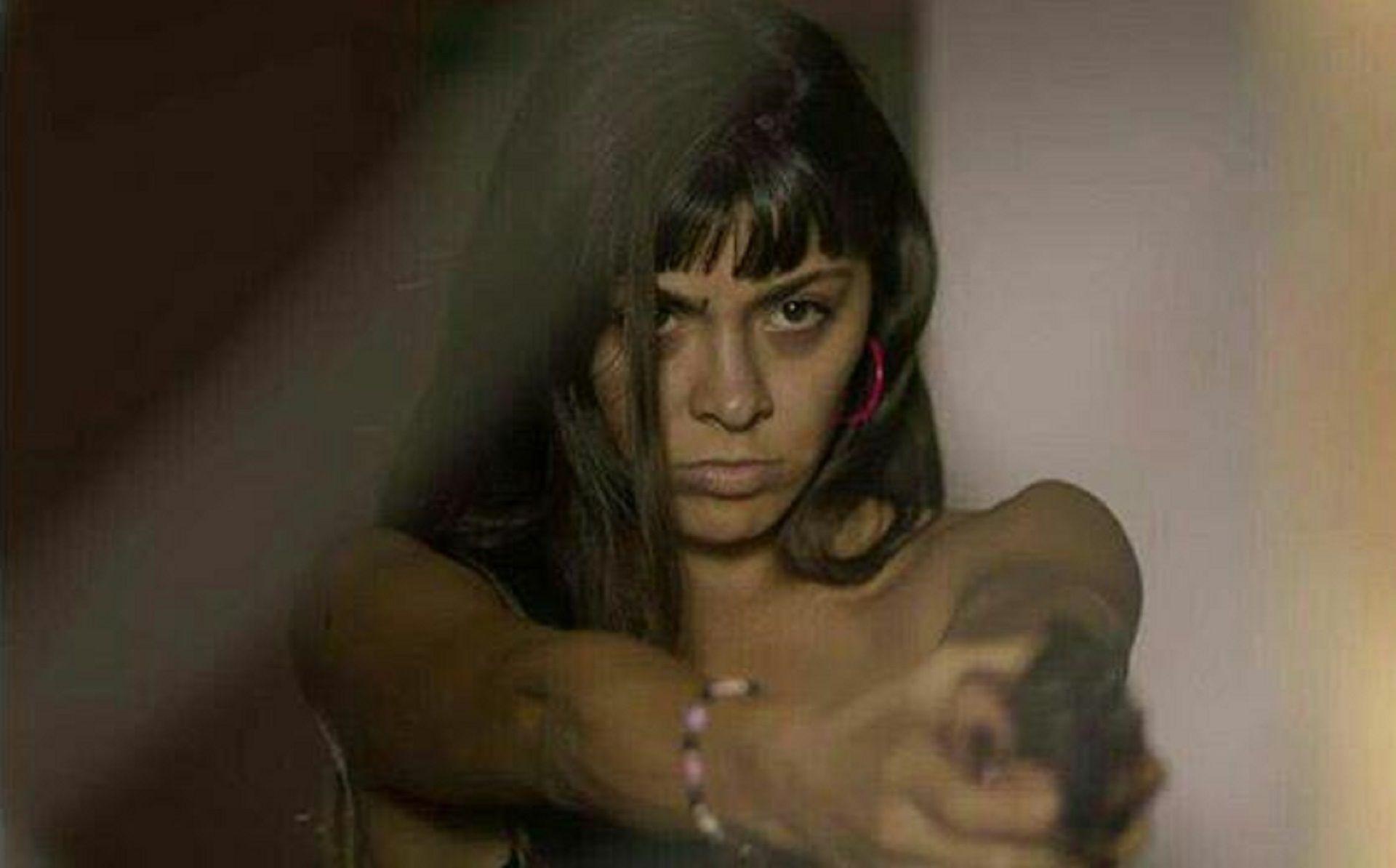En la serie, la actriz integra una banda de ladrones