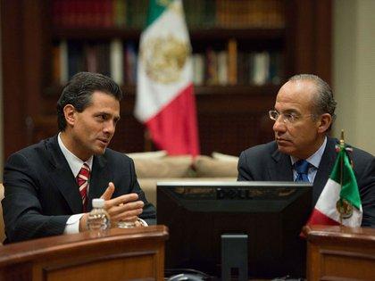 El contrato comenzó en el sexenio de Felipe Calderón y extendió sus tentáculos hasta la administración de Enrique Peña Nieto(Foto: Reuters)