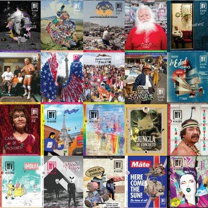 La revista ofrece propuestas culturales, literarias y de diseño, y fotografías captadas por los valedores. Ya se ha publicado textos de Juan Villoro, Elena Poniatowska y Carlos Monsiváis (Foto: Mi Valedor)
