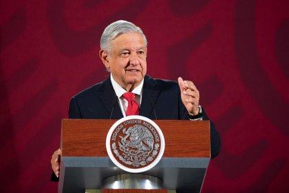 El Presidente destacó que la gente más humilde estará apoyada por los Programas del Bienestar. (Foto: Especial)