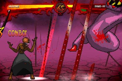 The Black Heart, videojuego argentino desarrollado íntegramente por Andrés Borghi. (Foto: Saibot Studios)