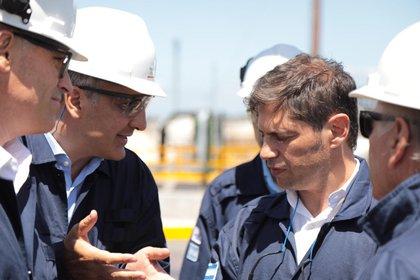 El gobernador destacó la cantidad de Pymes industriales vinculadas a la industria del petróleo que hay en la provincia