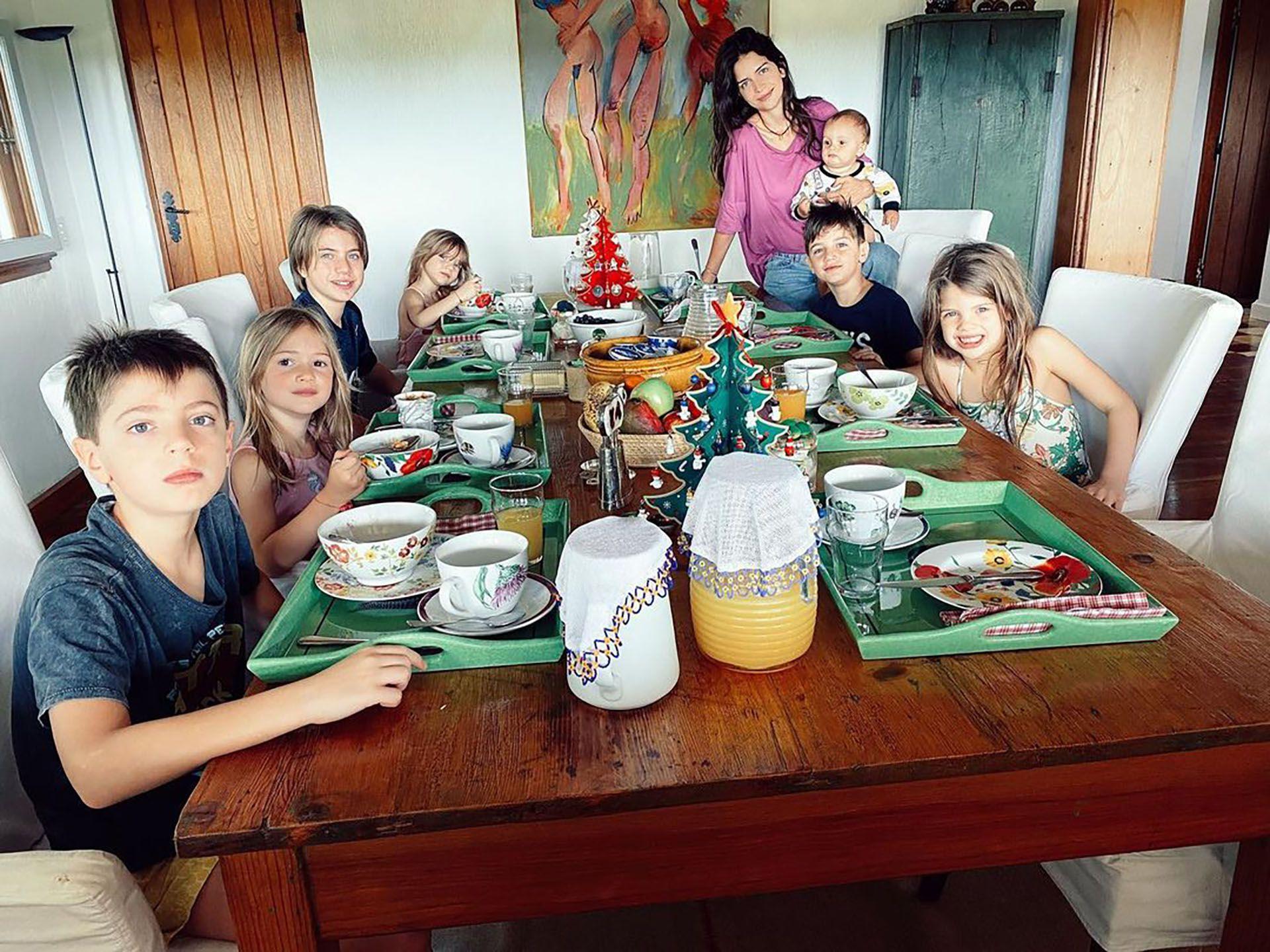 familia wanda nara zaira nara mauro icardi