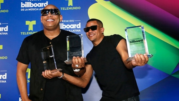 Gente de Zona en los Billboard Awards Music