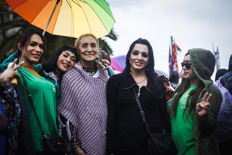 Ya empieza a debatirse el nombre del evento para incluir, desde su nombre, a lesbianas, travestis y trans (Maria Paula Avila)