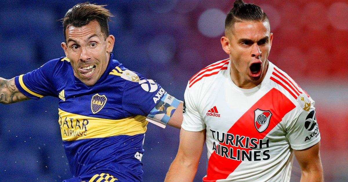 Confirmado: el superclásico Boca vs. River sí se podrá ver en vivo para Colombia - Infobae