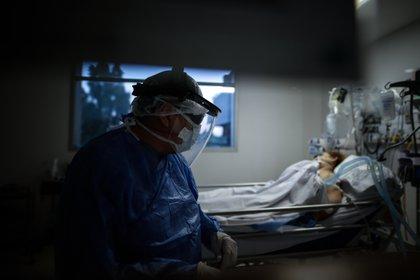 Es el momento más crítico de la pandemia en Uruguay (EFE)