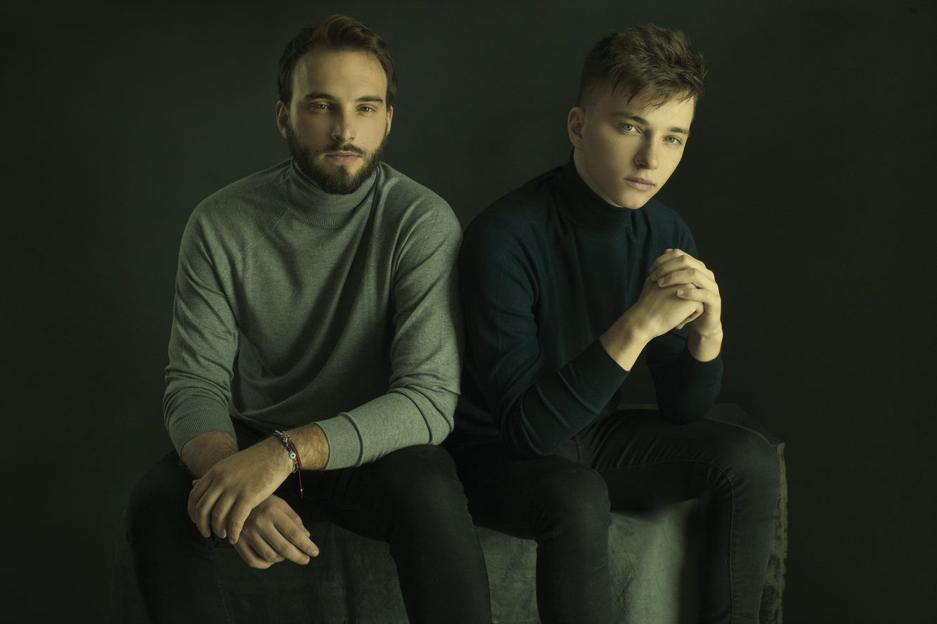 Augusto y Mateo Salvatto