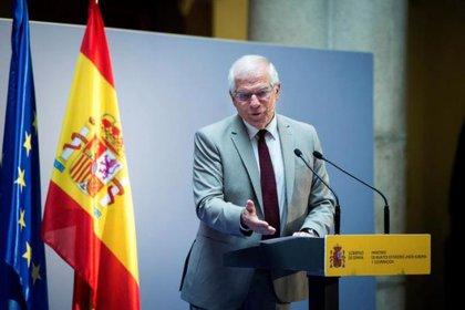 Josep Borrell (Foto: EFE)
