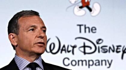 Bob Iger, CEO de Disney (Foto: archivo)