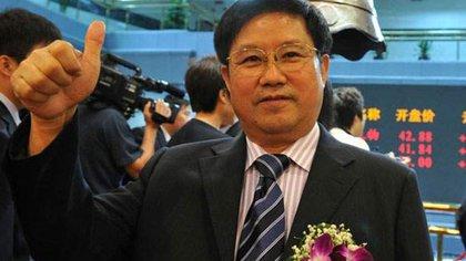 Jiang Rensheng está cerca de ingresar al exclusivo club de las 10 personas más ricas de China