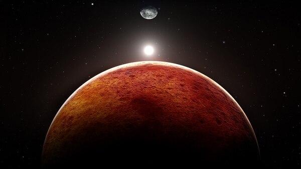 La NASA pretende lanzar un inmenso escudo magnético al espacio (IStock)