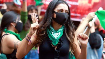 Únicamente la Ciudad de México y el estado de Oaxaca han aprobado la interrupción legal del embarazo hasta las 12 semanas (Foto: Cuartoscuro)