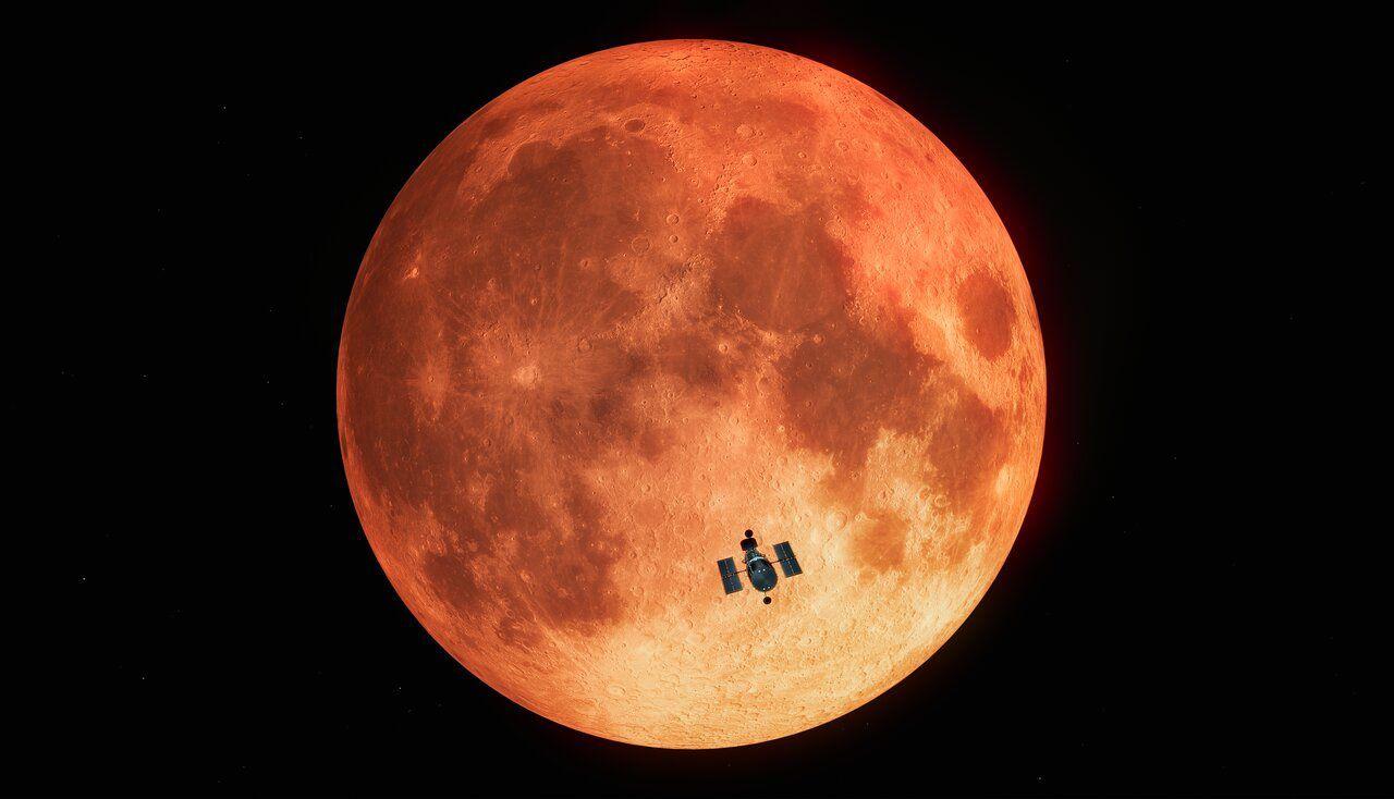 El cuarto y último eclipse de Luna del 2020 ocurrirá en la madrugada del 30 de noviembre (Europa Press)