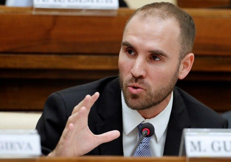 Martín Guzmán, en el ojo de la tormenta por su táctica para negociar la deuda