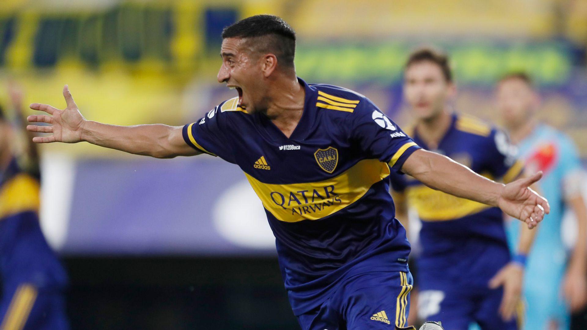 Boca vs. Arsenal Pulpo González