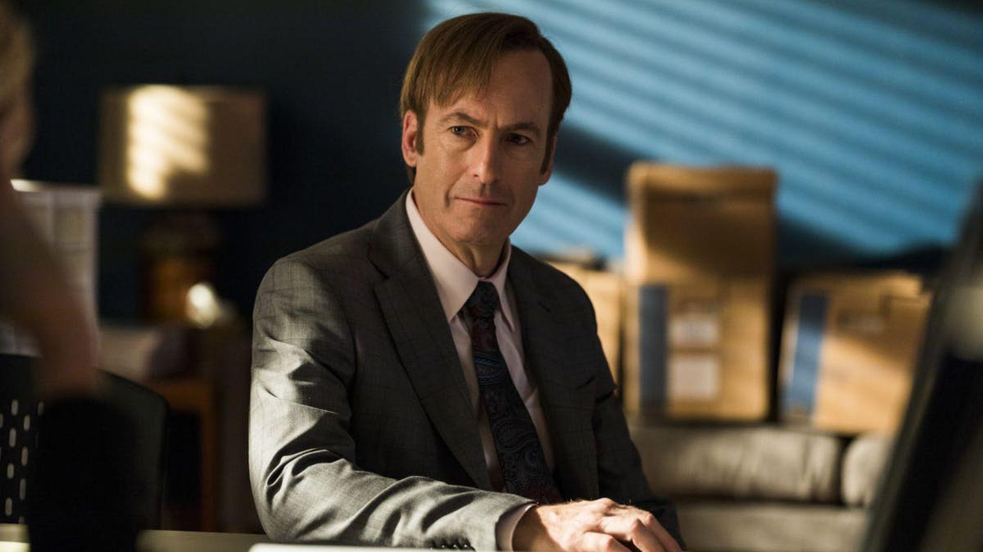 """El personaje de Saul Goodman en """"Better Call Saul"""""""