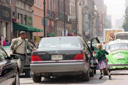 Las calles del Centro Histórico fueron el set de este intenso drama. (Foto: Imdb)