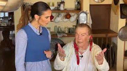 Doña Mary ha conquistado a los internautas con sus ocurrencias (Foto: Captura de pantalla)