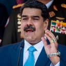 El presidente de Venezuela, Nicolás Maduro. EFE/ Miguel Gutiérrez/Archivo